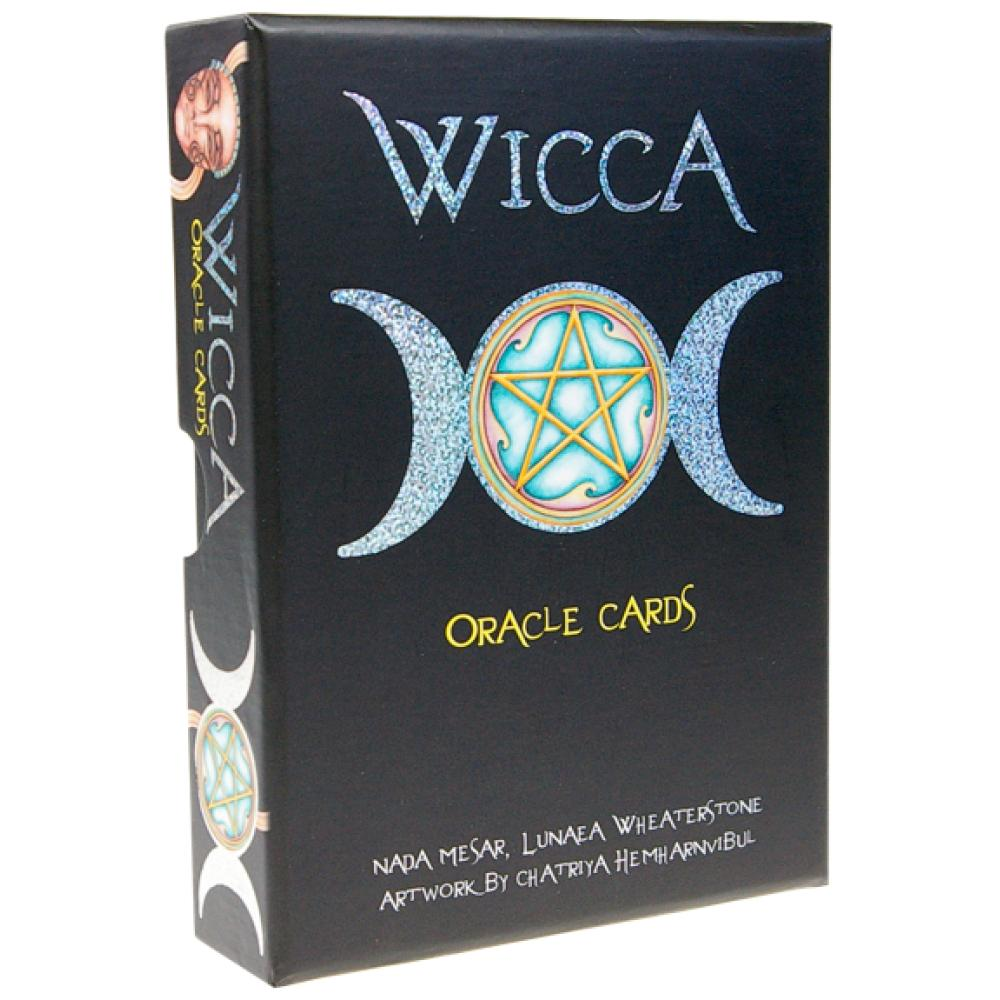 Oracle-Wicca-32-cartes
