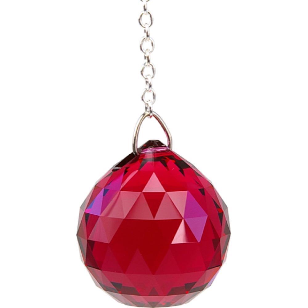 Boule-de-Cristal-a-facettes-30-mm-Bordeaux-Muladhara
