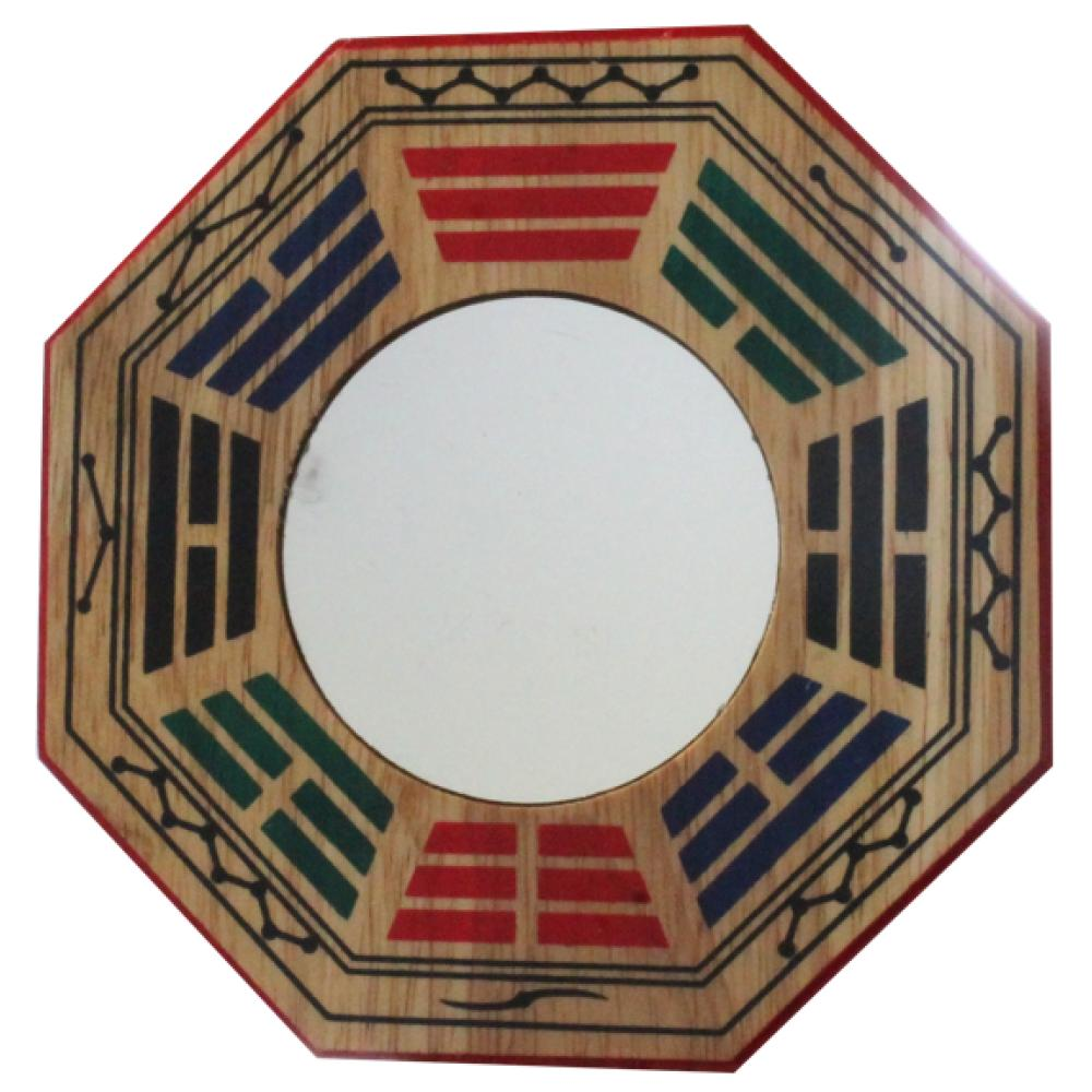 Miroir-protection-concave-Trigram-16-cm